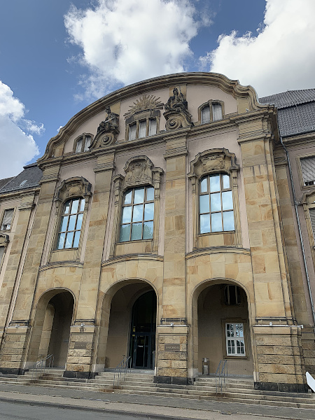 Landgericht Mönchengladbach - Drogenkurier